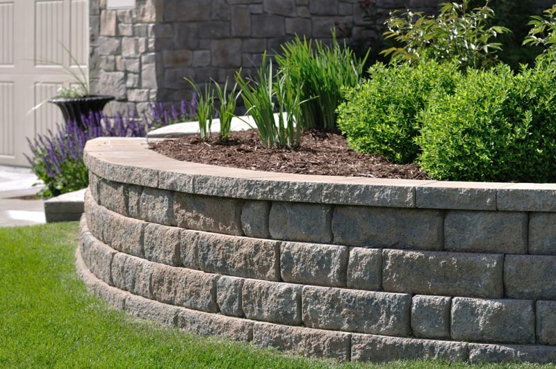 Lowes Landscaping Blocks
